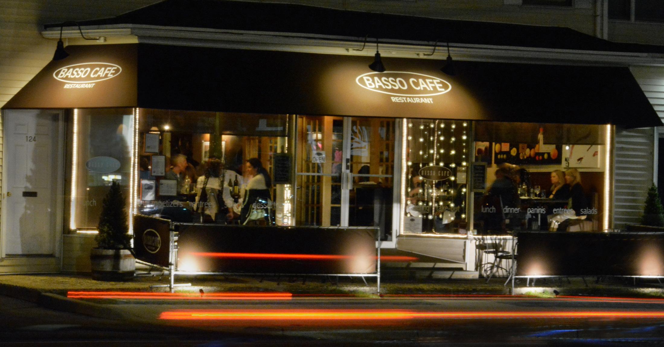 Basso Cafe Restaurant Norwalk Ct